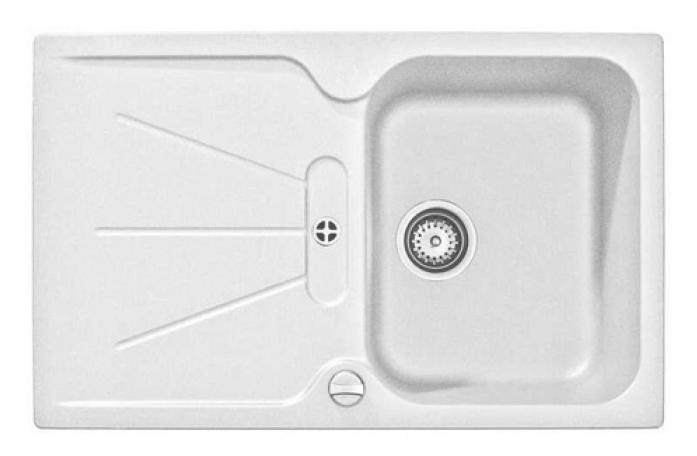 Кухонная мойка Teka CARA 45 B-TG WHITE (40144400)