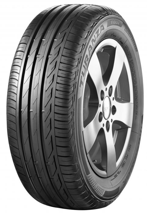 Шины Bridgestone Turanza T001 245/45 R18 100W (лето)