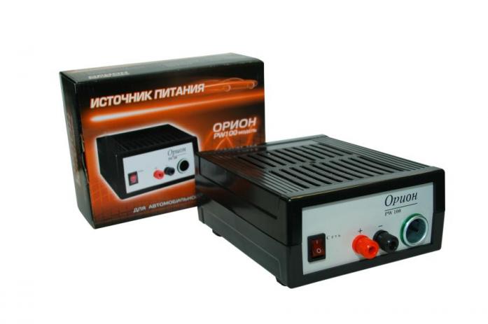 Зарядное импульсное устройство ОРИОН PW 100