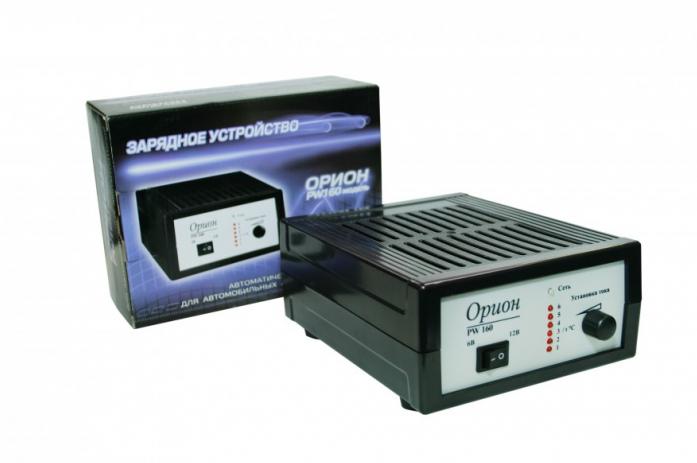 Зарядное импульсное устройство ОРИОН PW 160
