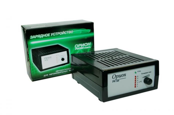 Зарядное импульсное устройство ОРИОН PW 260