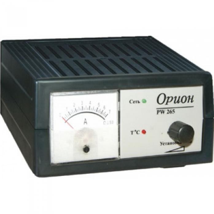 Зарядное импульсное устройство ОРИОН PW 265