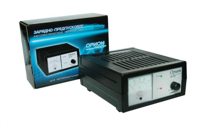Зарядное импульсное устройство ОРИОН PW 325