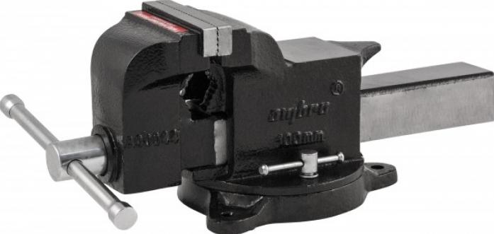 Слесарные поворотные тиски Ombra A90046 55615