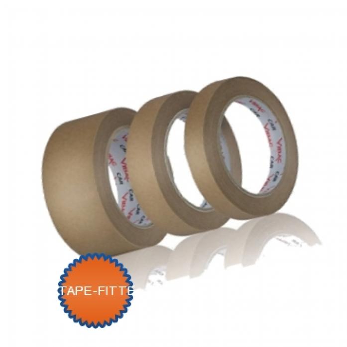 Лента малярная Itape-Fitter 40м х 25мм brown 80C