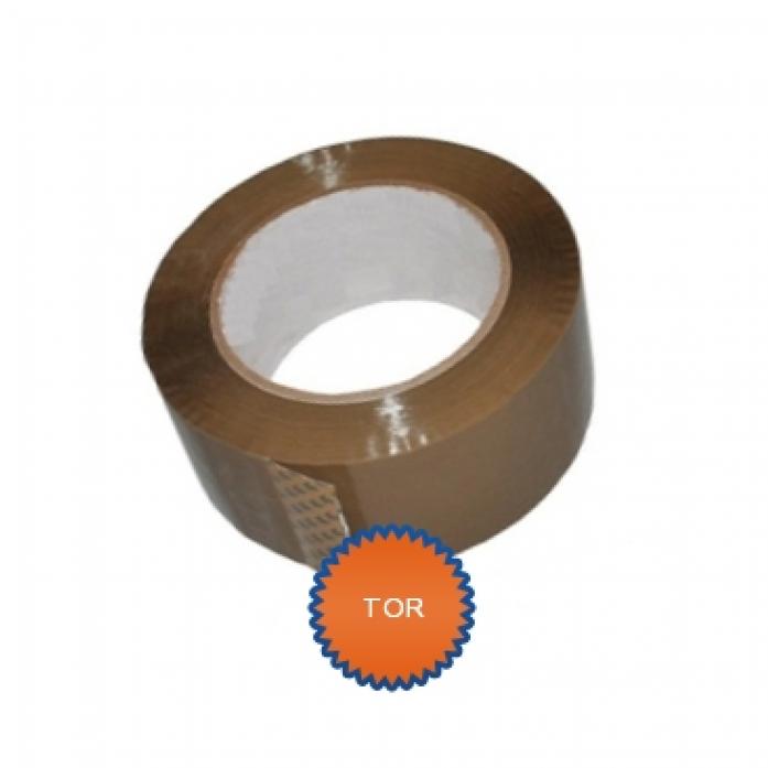 Лента малярная Tor 40м*38мм Brown 80С