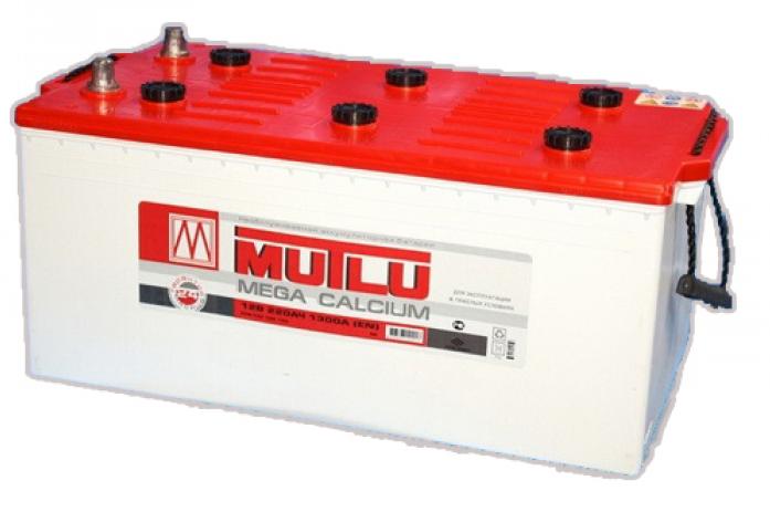 Аккумулятор Mutlu CALCIUM SILVER 135A/ч 513x189x223 EN 850 635 104 095