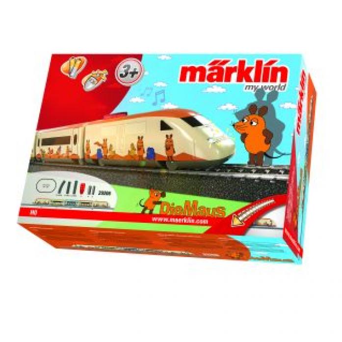 Железная дорога Marklin Mouse Стартовый набор 29206