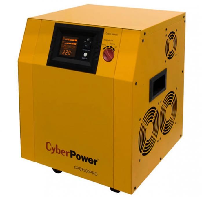 ИБП CYBERPOWER CPS 7500 PRO