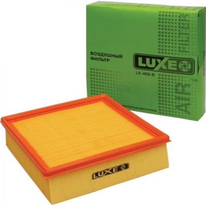 Фильтр воздушный Luxe LX-409 ВАЗ 2110 инжектор