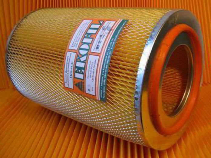 Фильтр воздушный EKO 110 КАМАЗ (дв. 740) стандарт (740-1109560-02)