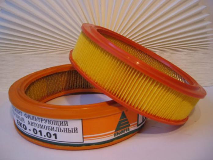 Фильтр воздушный EKO 01.01 ВАЗ 01-07 2101-1109100