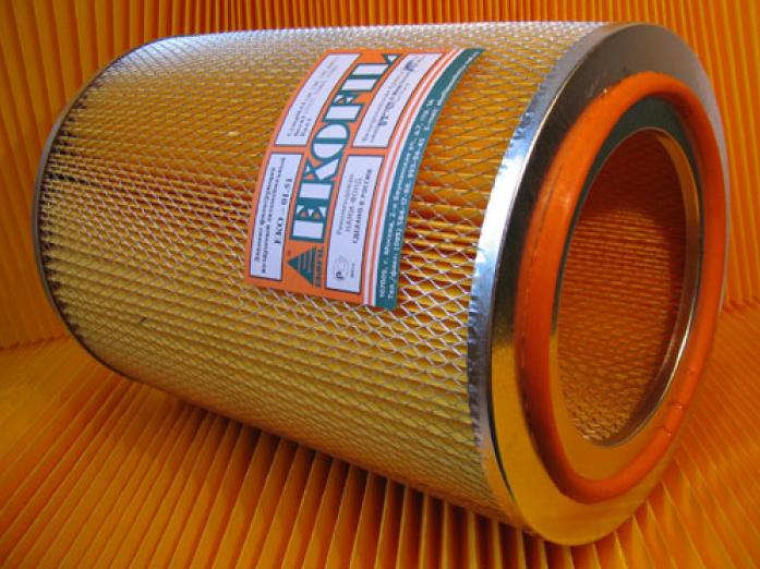 Фильтр воздушный EKO 01.51 Супер-МАЗ (с дном) 238Н-1109080