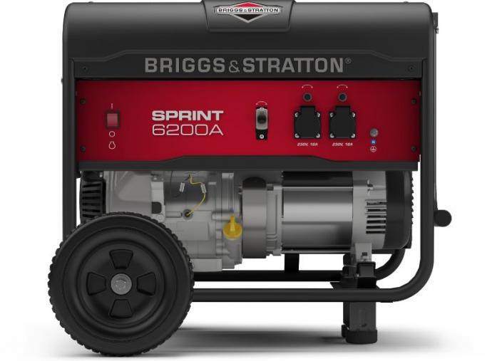 Генератор Briggs&Stratton Sprint 6200A