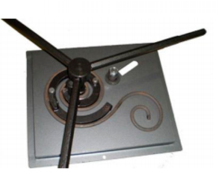 станок улитка для орнаментов из прутика можно подобрать
