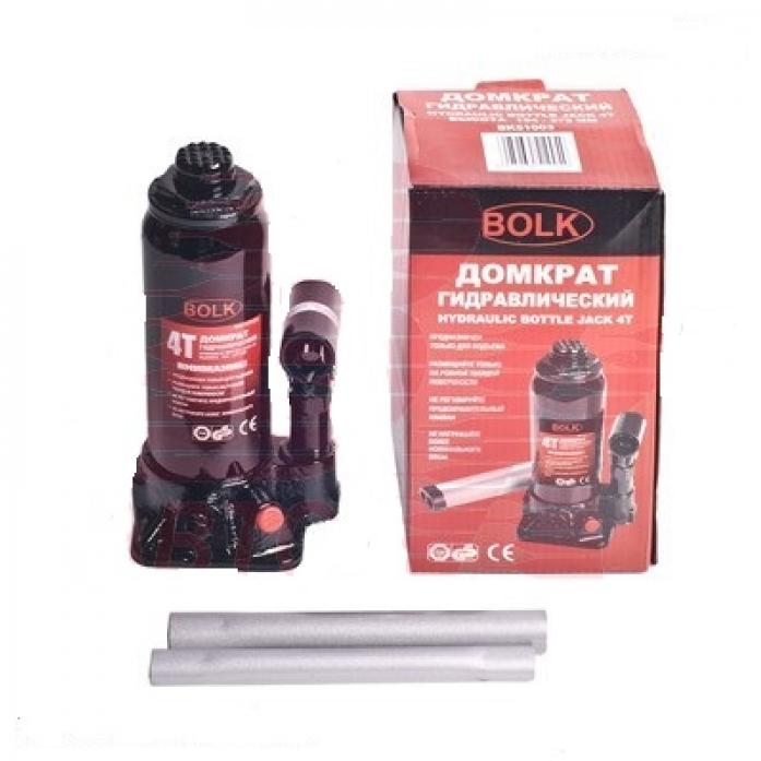 Домкрат гидравлический бутылочный BOLK BK51003