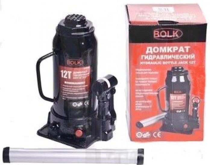 Домкрат гидравлический бутылочный BOLK BK51008