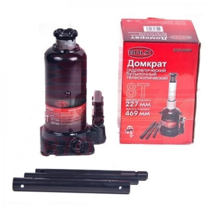 Домкрат гидравлический бутылочный BOLK BK51006W