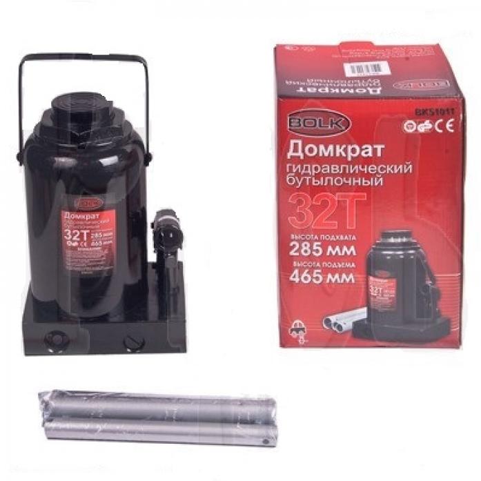 Домкрат гидравлический бутылочный BOLK BK51011