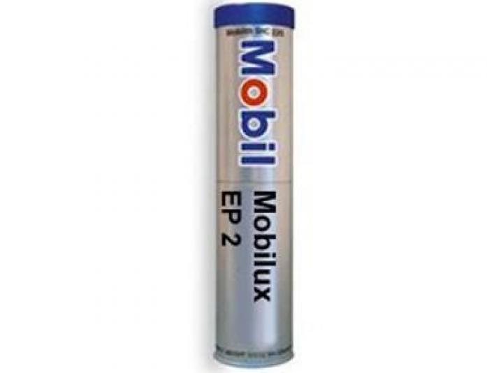 Смазка Mobil Mobilux EP 2 пластич. мин. (0,4кг) 152545 (149623)