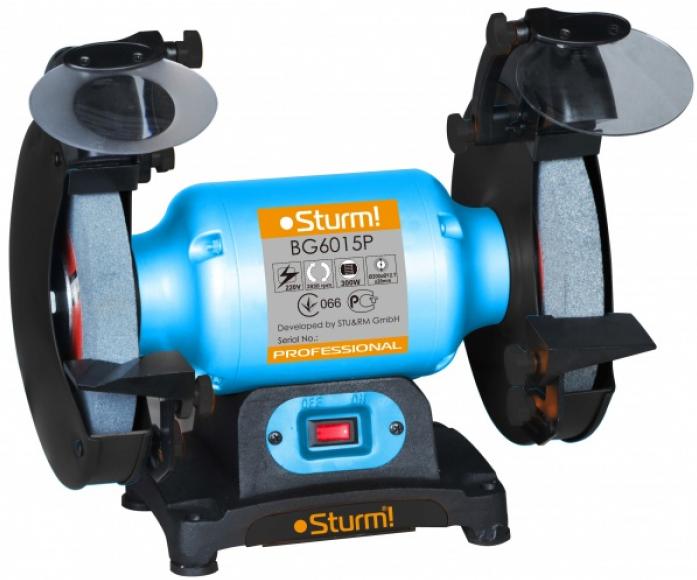 Точильный станок Sturm BG6015P