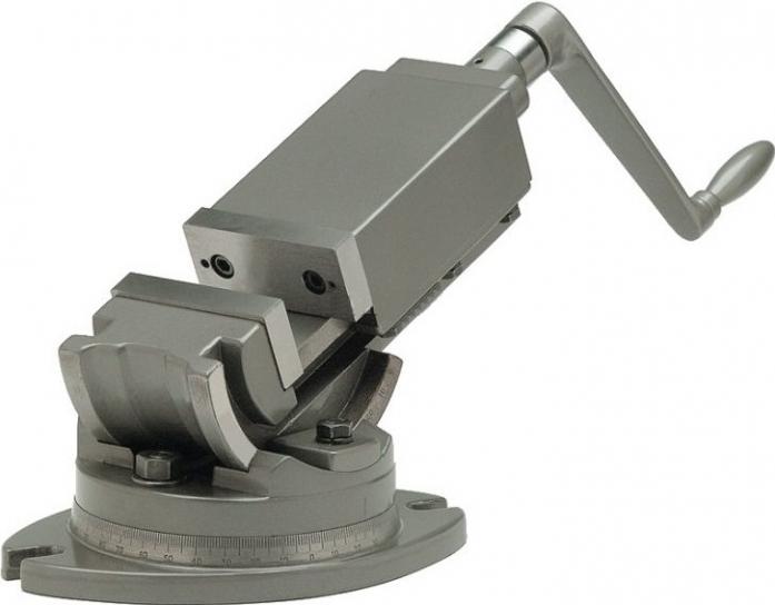 Двухосевые станочные тиски WILTON AMV/SP-75 WI11704EU
