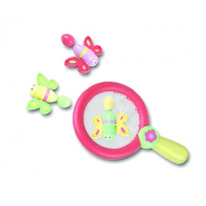 Игрушка для ванной Royalcar Сачок с бабочками 822-30