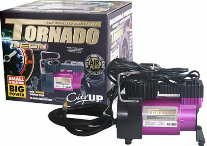 Автомобильный компрессор Tornado AC583 NEON
