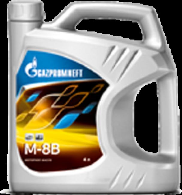 Масло моторное ГАЗПРОМНЕФТЬ М-8В (4л) 2389901394