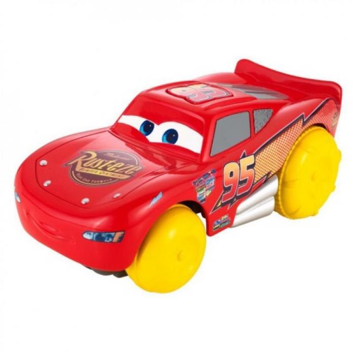 Игрушка для ванной Mattel CARS DISNEY Машинки-пловцы Маквин BGF07/BGM51