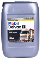 Масло моторное Mobil Delvac 1 5W40 диз. син. (20л) 141543