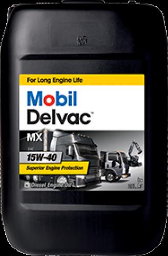 ����� �������� Mobil Delvac MX 15W40 ���. ���. (20�) 121650