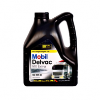 Масло моторное Mobil Delvac MX EXTRA 10W40 диз. п/с (4л) 152538