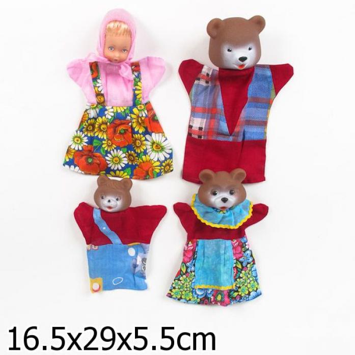 Кукольный театр Русский Стиль Три медведя 11064
