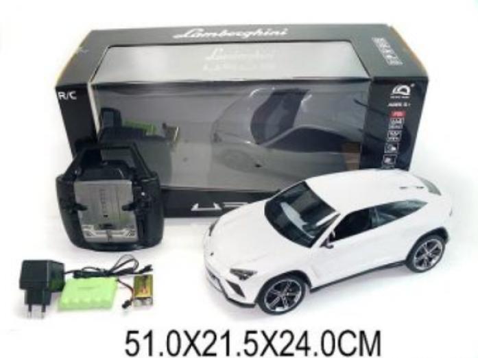 Машина на радиоуправлении Hui Quan Lamborghini Urus 1: 14 HQ200136