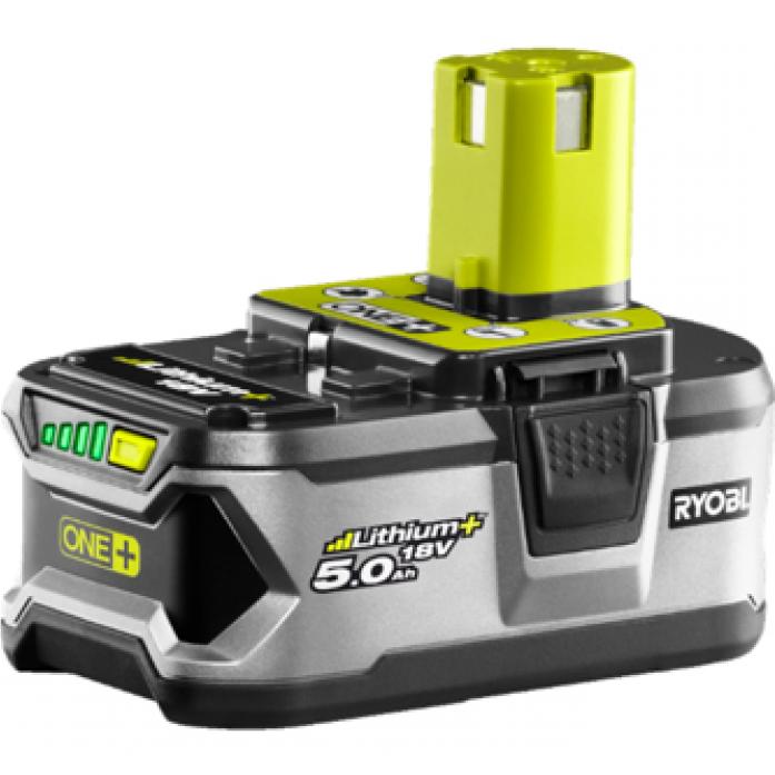 Аккумулятор Ryobi 18В 5.0Ah Li RB18L50