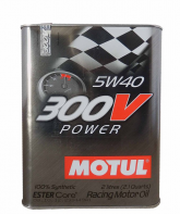 Масло моторное MOTUL 300V Power 5W40 син (2л) 104242