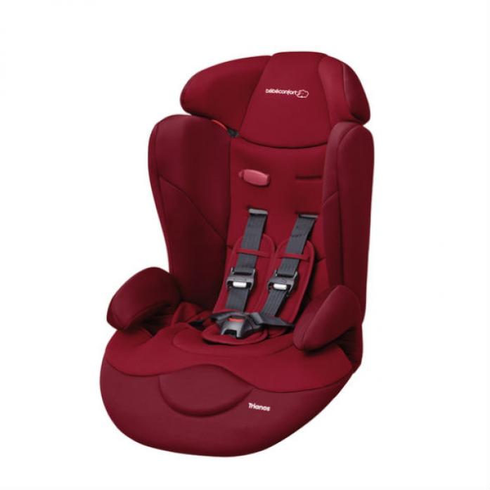 Автокресло Bebe Confort Trianos Raspberry Red 85718140