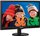 Монитор Philips 193V5LSB2/62(10) Black