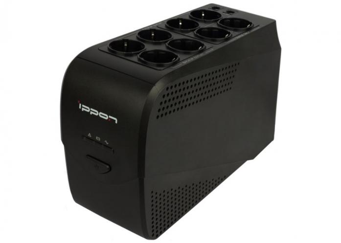 Источник бесперебойного питания Ippon Back Comfo Pro 800 800VA/480W