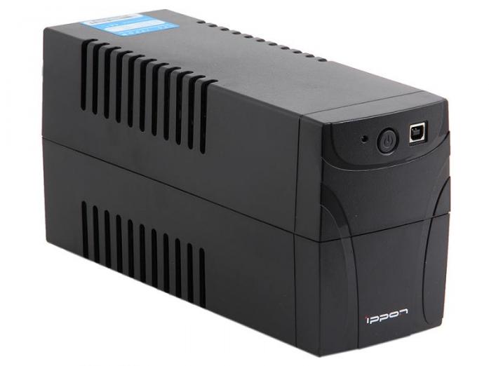 Источник бесперебойного питания Ippon Back Power Pro 600 600VA/360W
