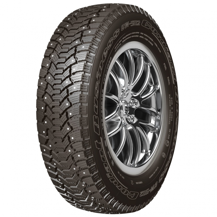Шины Cordiant Business CW-502 215/65 R16C (шип)