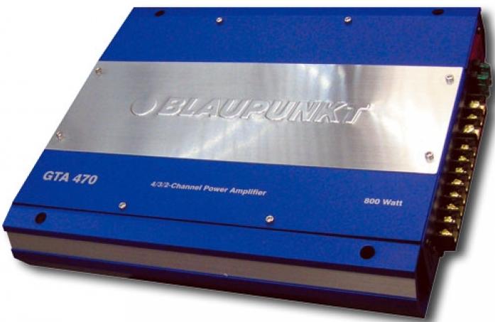 Автоусилитель Blaupunkt GTA-470