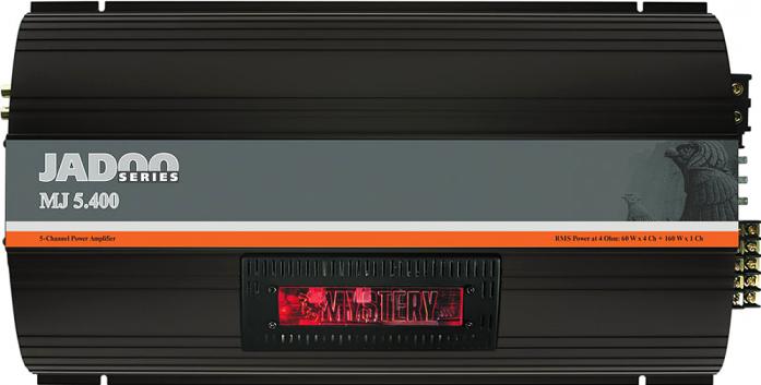 Автоусилитель Mystery MJ5.400