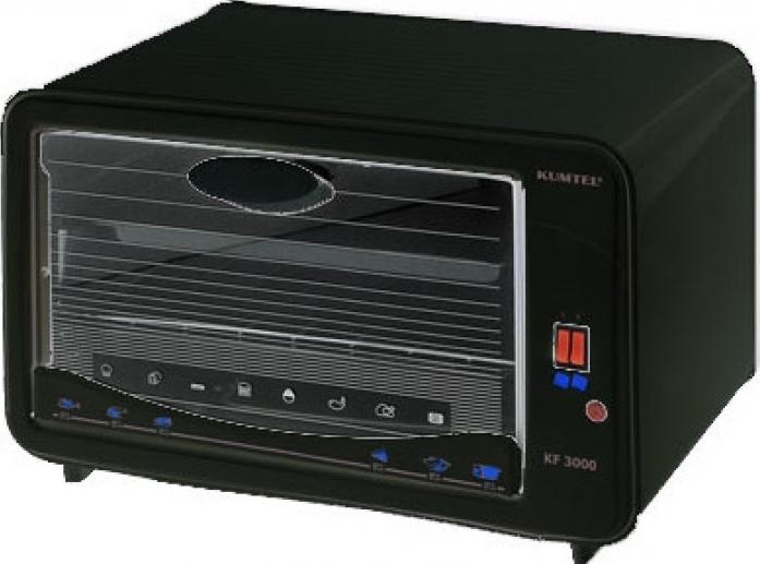 Мини-печь Kumtel KF 3000 черный