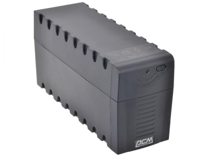 Источник бесперебойного питания Powercom RPT-1000A Raptor 1000VA/600W AVR 3EURO