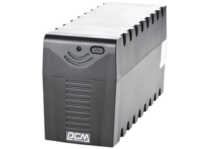 Источник бесперебойного питания Powercom RPT-600A Raptor 600VA/360W AVR 3IEC