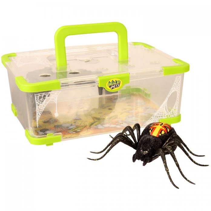 Игрушка интерактивная Moose Логово паука 29002/29008