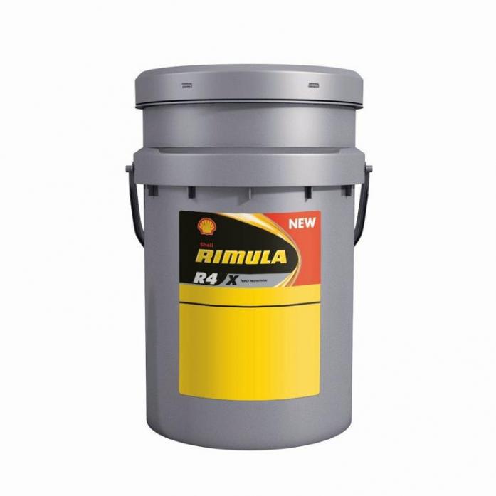 ����� �������� SHELL Rimula R4 X 15W40 ��� ��� (20�)