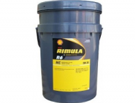 Масло моторное SHELL Rimula R6 MЕ 5w30 диз. син. (20л)